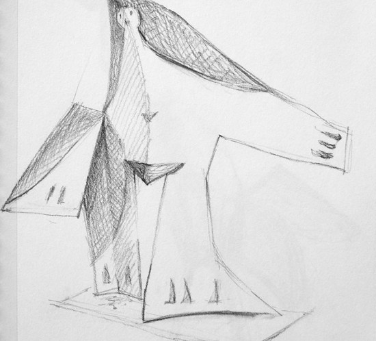 Sophie Lambert - Picasso 7