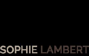 logo Sophie Lambert